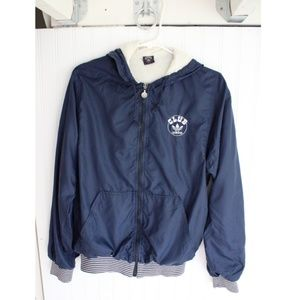Retro Club Adidas Jacket